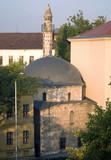 Jakovali Hassan Mosque, Pecs, Hungary poster