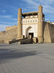 buchara old gate