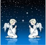Betende Engeln