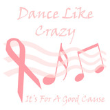 pink ribbon cause poster