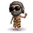 Cool caveman