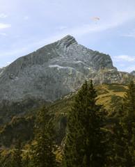Alpspitze in Garmisch-Partenkirchen