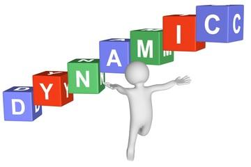 Cubes - 139 - DYNAMIC