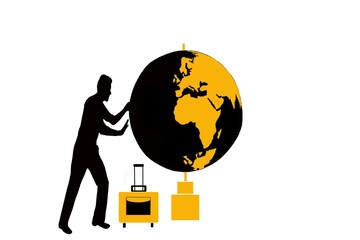 empresrio emprendedor, negocios por el mundo