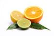 Orange - Zitrone - Limette