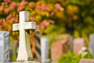 Montreal cemetery