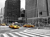 Fototapety NYC Taxi
