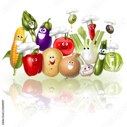 gruppo verdure