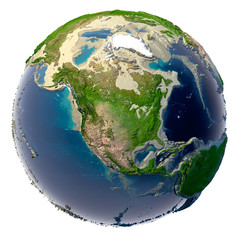 Ecological catastrophe of the Earth - shallowing of the oceans a