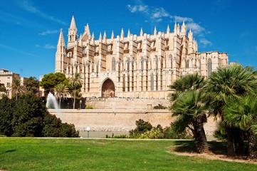 Cathedral of Palma de Majorca, Spain