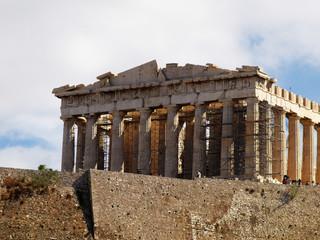 Parthenon,  Akropolis Athens Greece