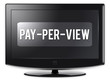 "Flatscreen TV ""Pay-Per-View"""