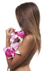 profilo e bellezza capelli