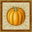 roleta: Retro pumpkin
