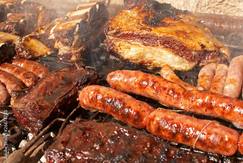 Argentinian barbecue