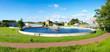 waste water treatment basin