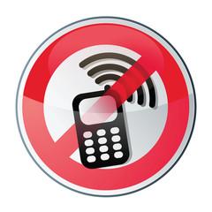 ondes des téléphones portables