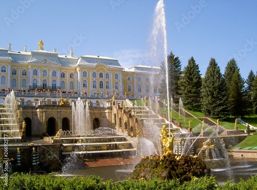Peterhof  Palace - St. Petersburg