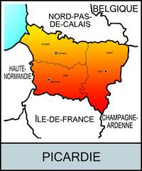 Régions françaises: Picardie