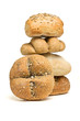 bread roll abstract