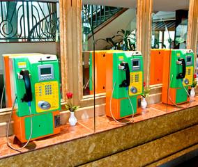 The Public phone
