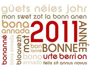 Bonne année les régions