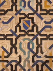 Mosaik in der Alhambra