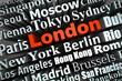 Weltstadt London