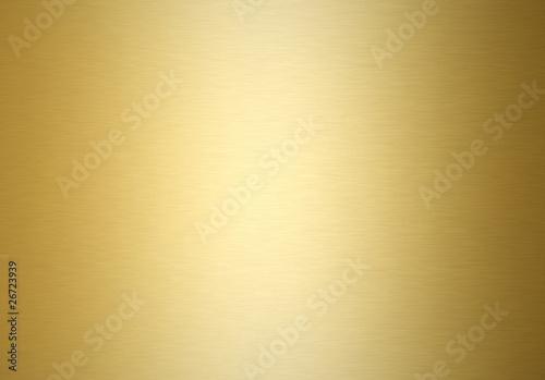 metal texture gold - 26723939