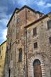 Historic palace. Perugia. Umbria.