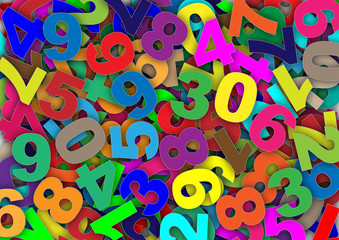 Numbers in confusion