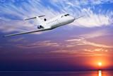 Fototapeta lotnictwo - samoloty - Samolot