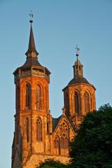 Westansicht Sankt Johannis