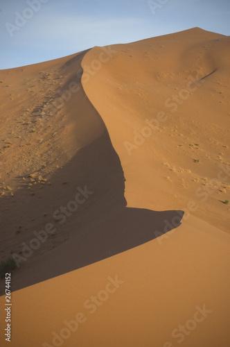 Tuinposter Algerije In der Wüste, Marokko, Sahara