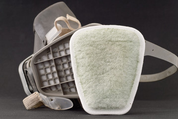 Painters Respirator Mask Filter