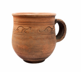 Old Clay Cup
