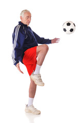 Kneeing the Ball