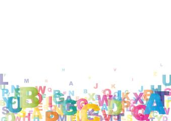 Abstract Alphabet  #5