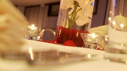 Restaurant - Gedeckter Tisch
