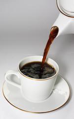 Tusrkish black coffee