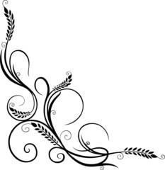 Korn, Ähren, Getreide, Ernte, Erntedank, Kornähren