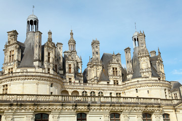 Towers of Chambord