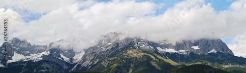 Der Wilde Kaiser - Panorama