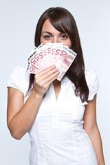 Geld halten