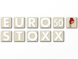 EUROSTOXX 50 stock exchange poster