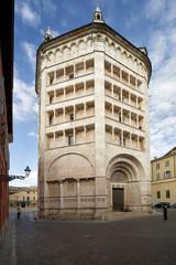Il Battistero di Parma