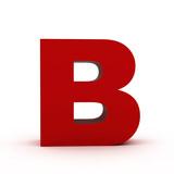 letter B - 26784372