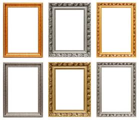 Vintage art frames