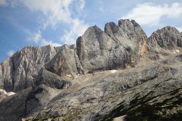 Penia mountaintop