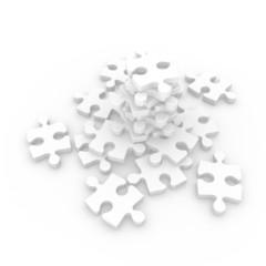 Puzzle mountain